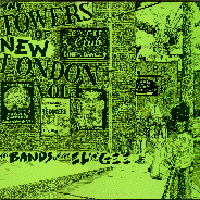 Towers Of New London - Vol. 1 (LP)